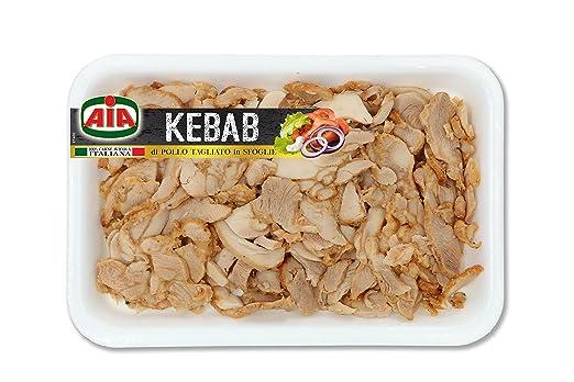 Aia keb S Kebab de pollo 350 gr
