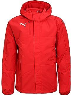 28b0fd879 PUMA Mens Rain Jacket Veloce Windbreaker Hooded Raincoat Sports Jacket  654640