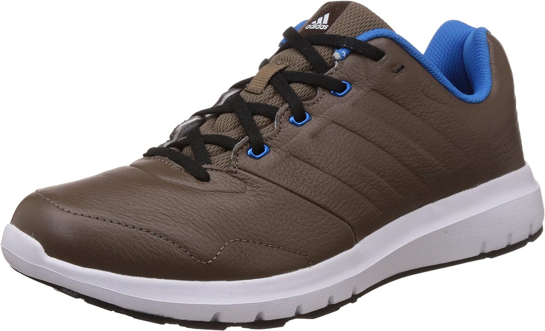adidas Duramo Trainer Lea, Zapatillas de Running para Hombre, Gris ...