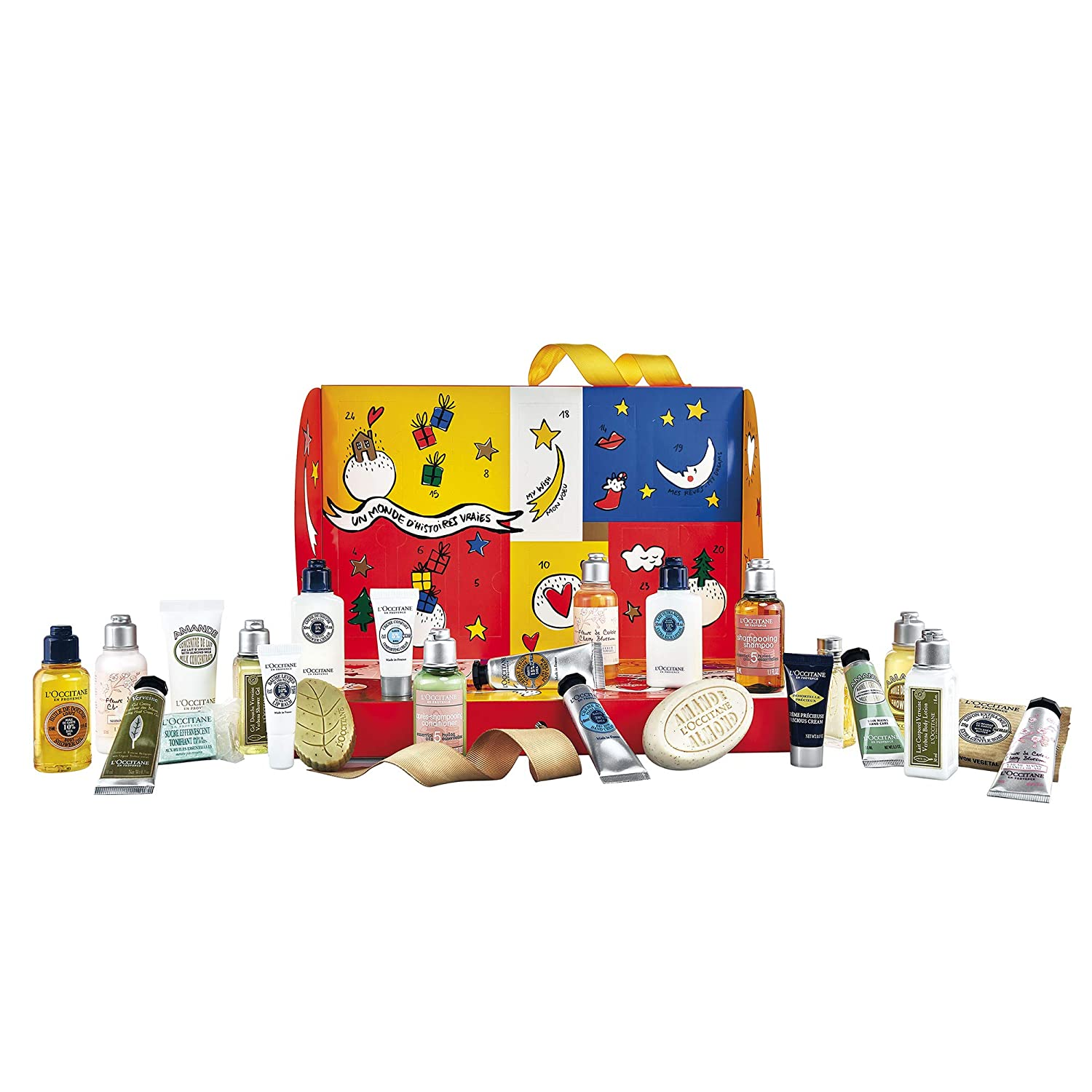 L'Occitane Holiday 2018 Signature Advent Calendar, Various Scents L' OCCITANE
