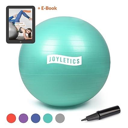 Joyletics® Bola de Ejercicios »L« diámetro 85 cm, Turquesa ...