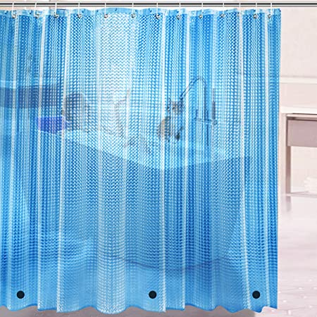 The Simpsons Shower Curtains Waterproof Polyester Fabric Bathroom Curtains Home