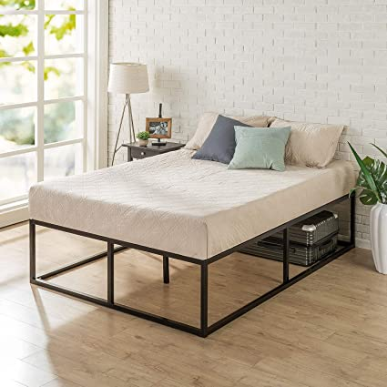 Zinus Cama de plataforma Joseph Modern Studio de 45,7 cm ...