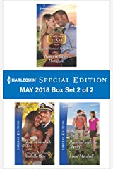 Harlequin Special Edition May 2018 Box Set - Book 2 of 2: Maddie Fortune's Perfect Man\Her Wickham Falls SEAL\Reunited with the Sheriff (The Fortunes of Texas: The Rulebreakers) Kindle Edition