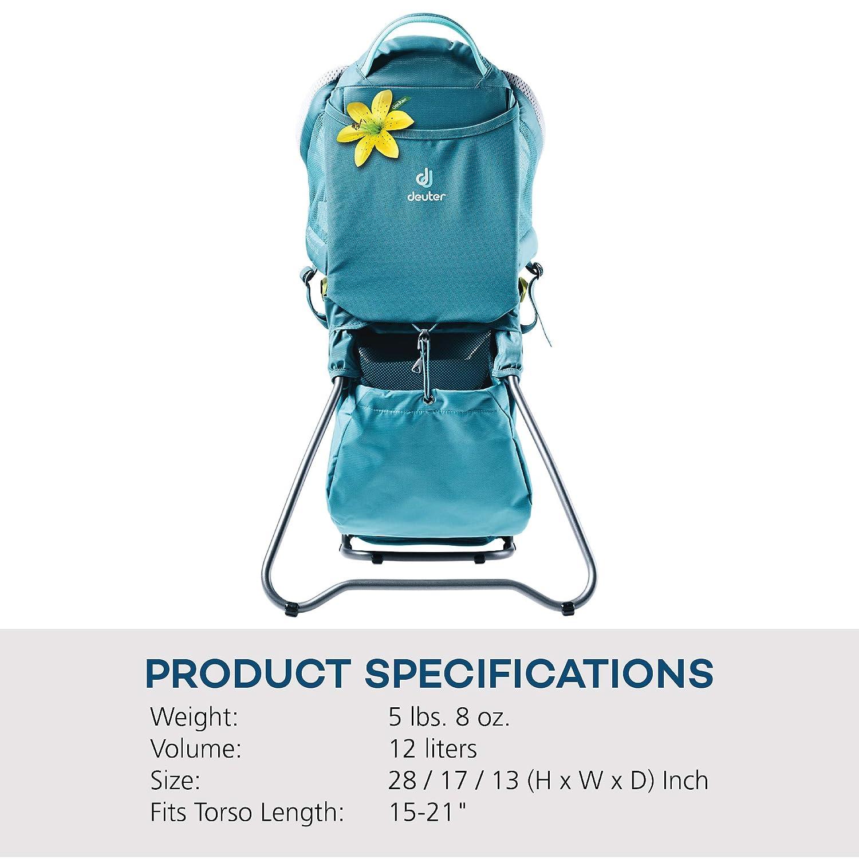 Deuter Kid Comfort Active SL Womens Fit Child Carrier Backpack
