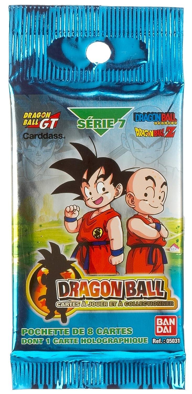 Bandai - Cartas - Dragon Ball Z - Booster Serie 7 Display ...