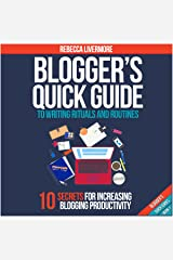 Blogger's Quick Guide to Writing Rituals and Routines: Blogger's Quick Guides Audible Audiobook
