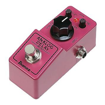 Ibanez Analog Delay Mini · Pedal guitarra eléctrica: Amazon.es: Electrónica