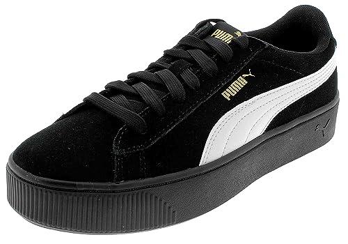 Puma Vikky Stacked SD, Zapatillas para Mujer: Amazon.es: Zapatos y complementos