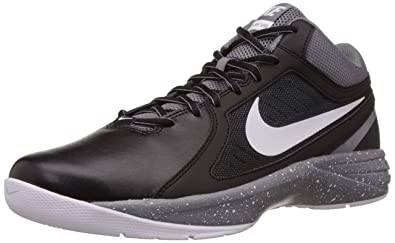 Algebraico cesar distorsión  Buy Nike Men's The Overplay ViiiBlack, White and Cool GreyBasketball Shoes  -7 UK/India (41 EU)(8 US) at Amazon.in