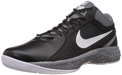 40b3a264a03369 Nike Men s The Overplay VIII Black