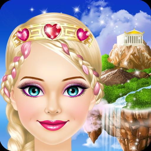 Fantasy Princess jogo para meninas - Versão completa