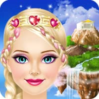 Fantasy Princess Makeup and Dress Up - Full Version