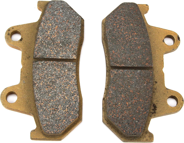 Rear brake pads for Suzuki GSX1100 80-83