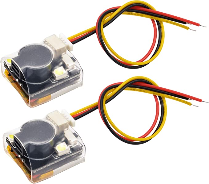 Lost Quadcopter Tricopter Finder Beeper Alarm Tracker Buzzer For RC Models/_ch