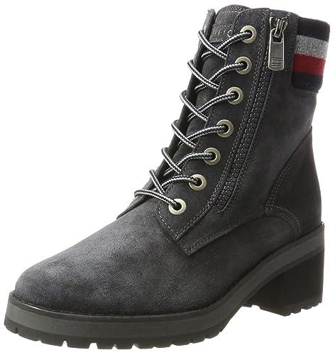 Tommy Hilfiger Damen A1285licia 1b Chukka Boots