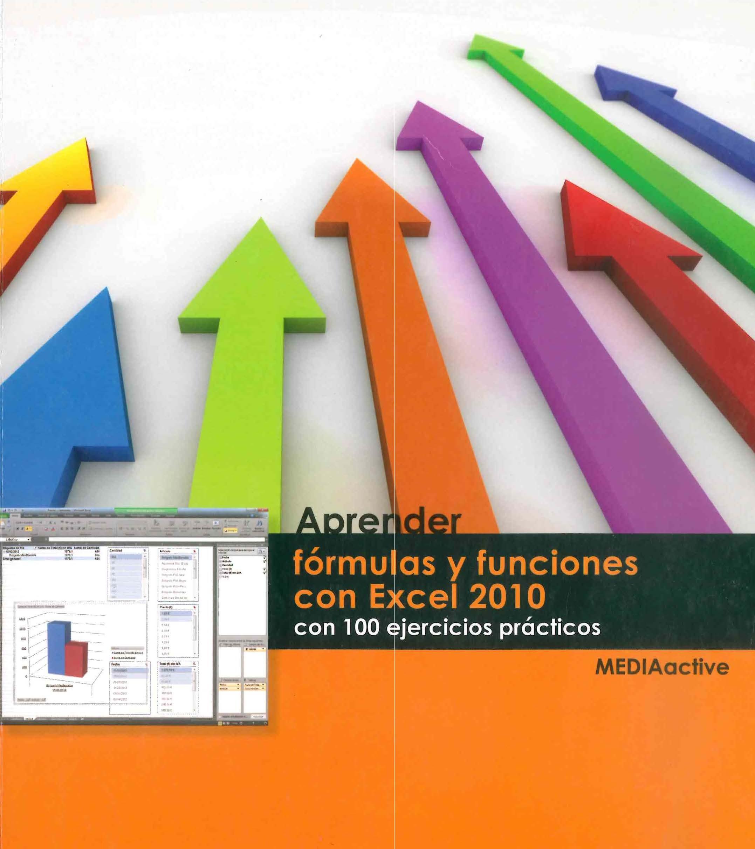 Aprender Fórmulas Y Funciones Con Excel 20   Con 20 Ejercicios ...