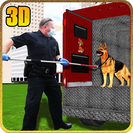 Crazy Dog Animal Transport Truck Duty Driver Simulator 3D: Wild Animal Transporter Cargo Racing Parking Driving Adventure Games Free For Kids 2018