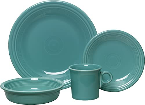 Fiesta 4-Piece Dinnerware Place Setting
