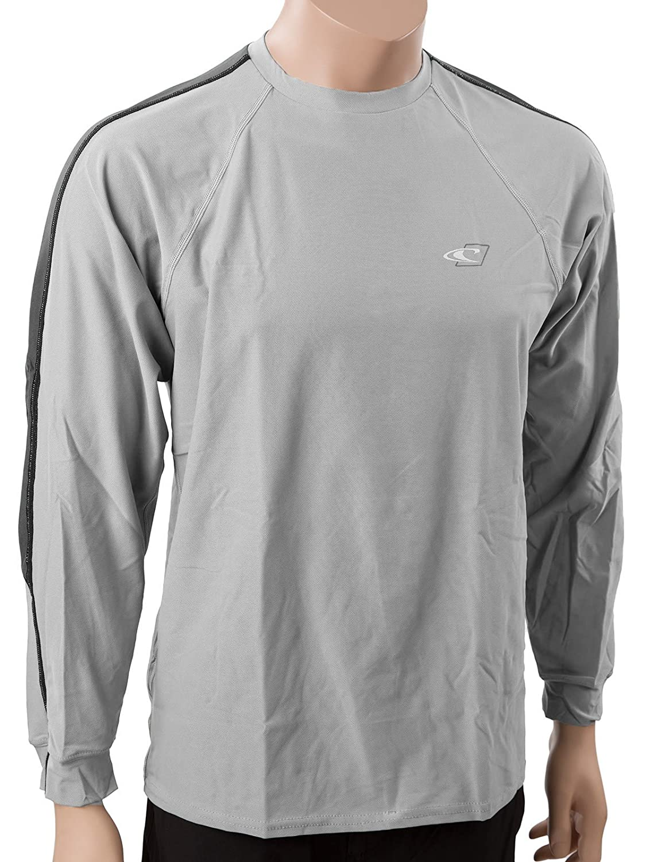 O ' Neillメンズ24 /7 Longsleeve Sun Tee : Looser Fit Swim Shirt (Regular & Big/Tall) B07215SVJP Cool grey/graphite (4242) King 5X King 5X Cool grey/graphite (4242)
