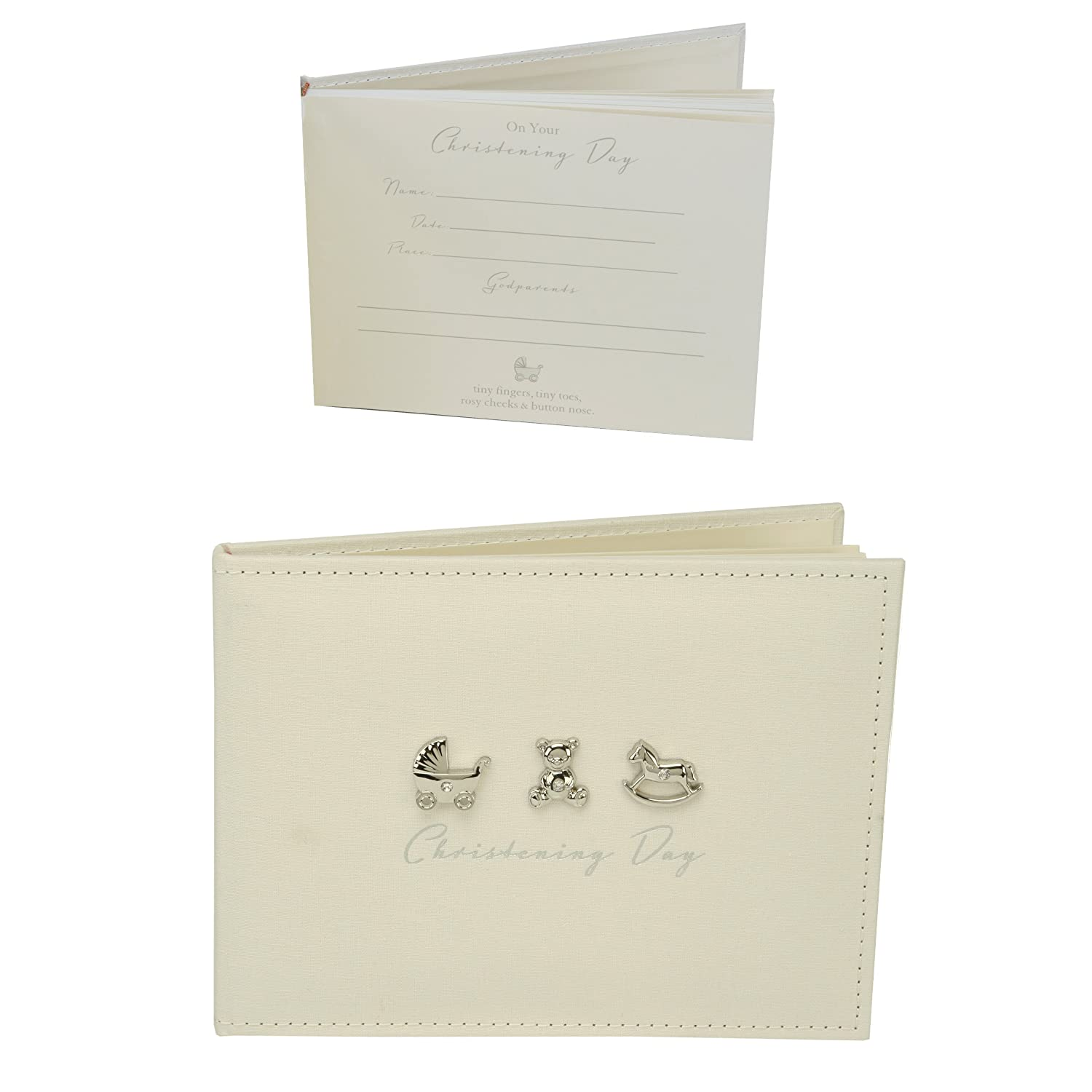 Christening Day Guest Book A1Gifts CG921