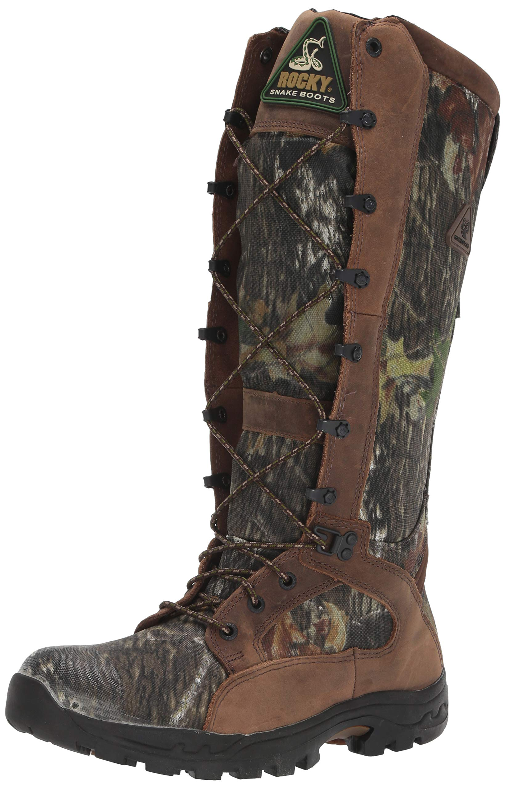 Rocky FQ0001570 Knee High Boot, Mossy Oak Breakup, 10.5 M US by ROCKY