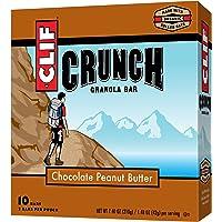 Clif Crunch Chocolate Peanut Butter Granola Bar