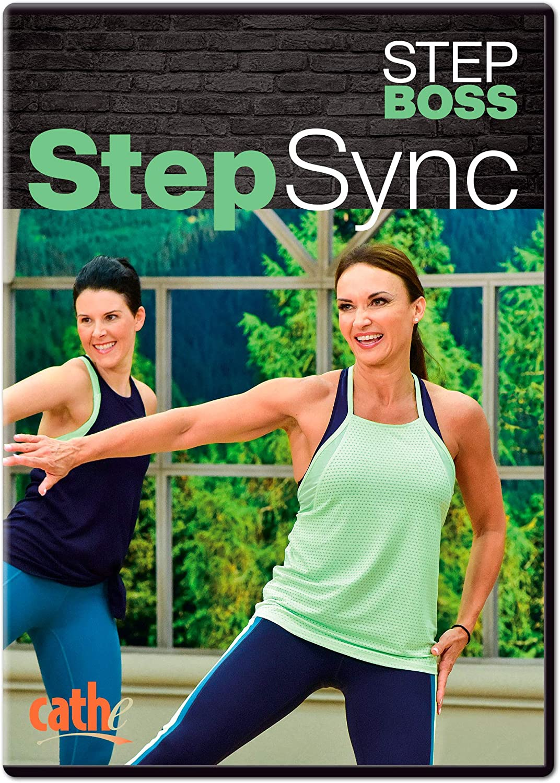 Cathe Friedrich Step Boss Series Step Sync DVD [DVD]