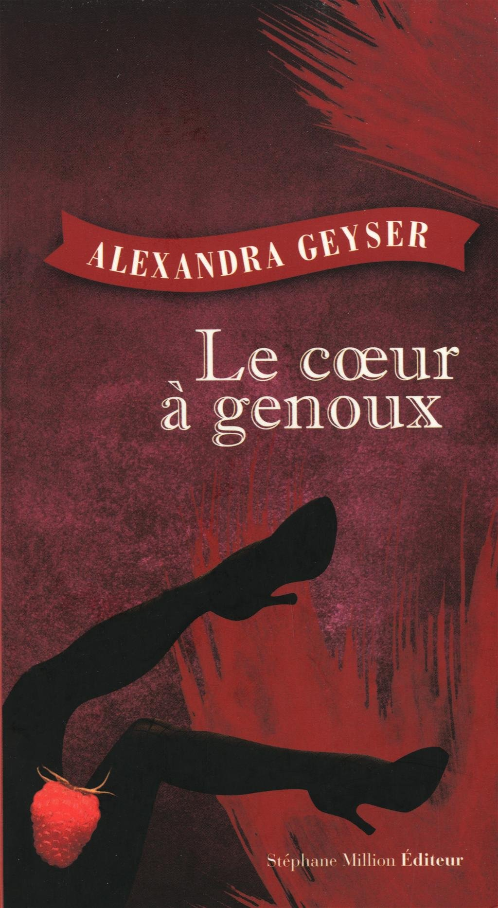 alexandra geyser