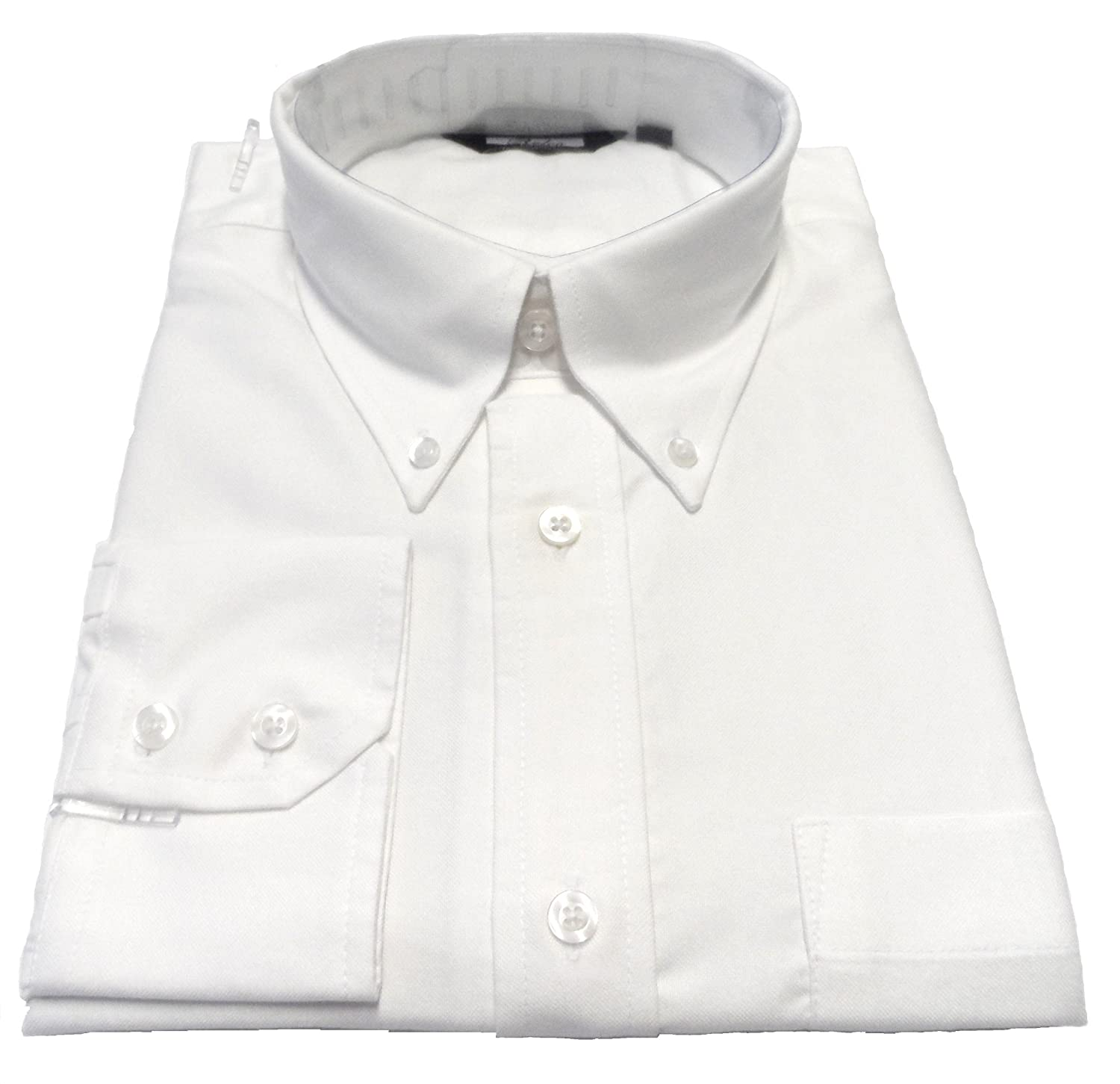 Mens Vintage Shirts – Retro Shirts Relco White Oxford Long Sleeved Vintage/Retro Mod Button Down Shirts £31.99 AT vintagedancer.com