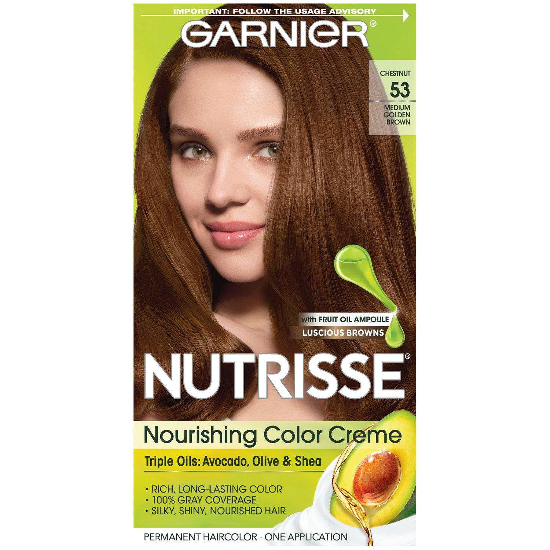 Amazon.com : Garnier Nutrisse Nourishing Hair Color Creme ...