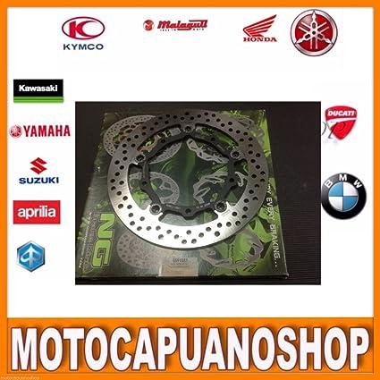 6591083 Disco de freno delantero NG Brake duro ng1083 Yamaha 400 ...