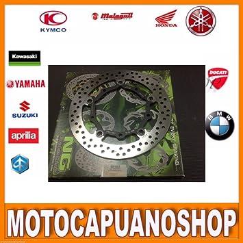 6591083 Disco de freno delantero NG Brake duro ng1083 Yamaha 400 Majesty 04: Amazon.es: Coche y moto