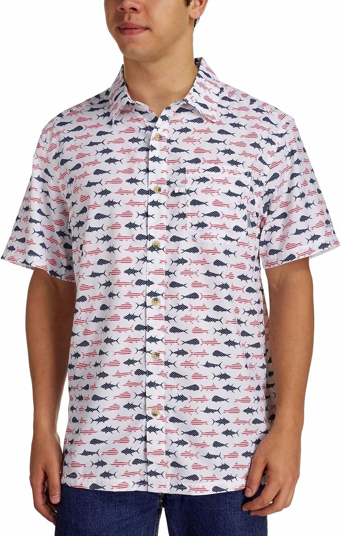 Columbia Men's Super Slack Tide Camp Shirt