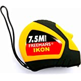 FREEMANS - MEASURING TAPE IKON 7.5 MTR X 25 MM""