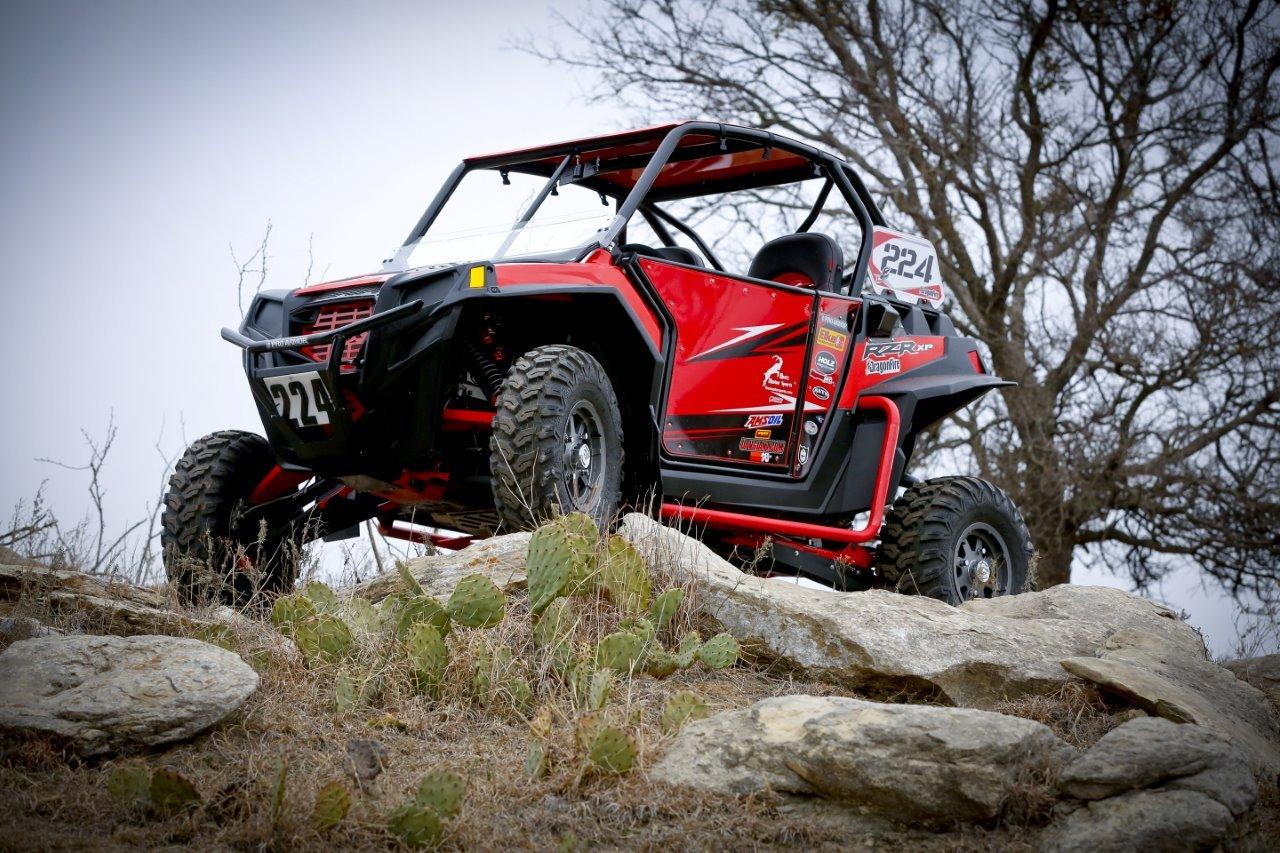 Polaris RZR XP900 Radius Sport Cage