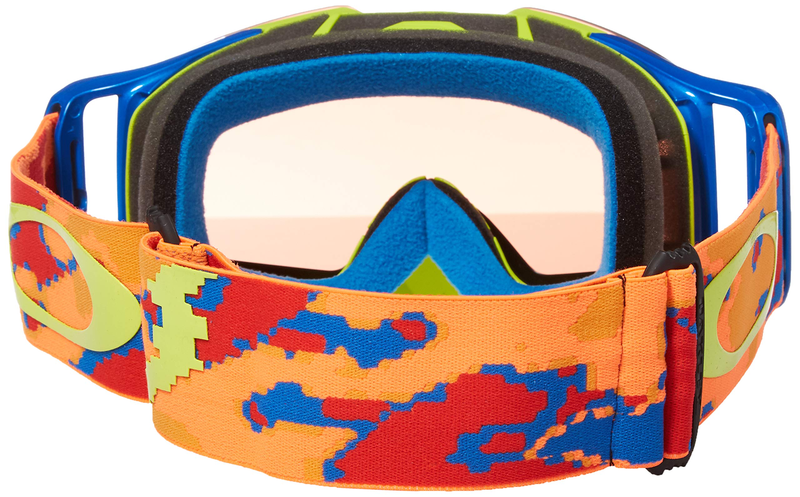 Oakley OO7087-14 FL MX Thermocamo Unisex-Adult Goggles, Large, Orange/Red by Oakley (Image #4)
