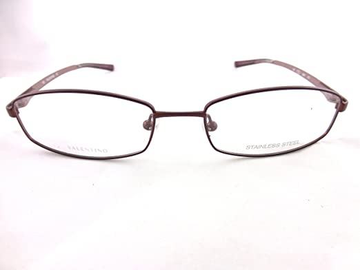 Amazon.com: Valentino Eyeglasses Frame, Bourdeaux Great Eyeglasses ...