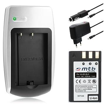 chargeur batterie nikon d5000