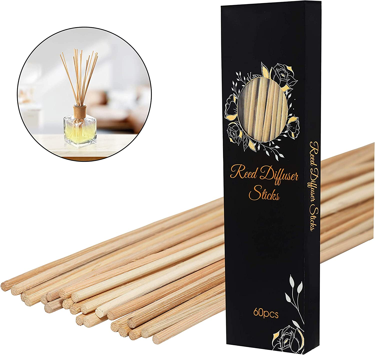 Natural Rattan Reed Diffuser Sticks