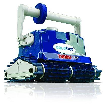 Amazon.com : Aquabot Turbo T4RC Plus Robotic Swimming Pool Cleaner ...