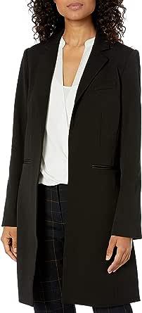Kenneth Cole Women's Flex Long LINE Blazer