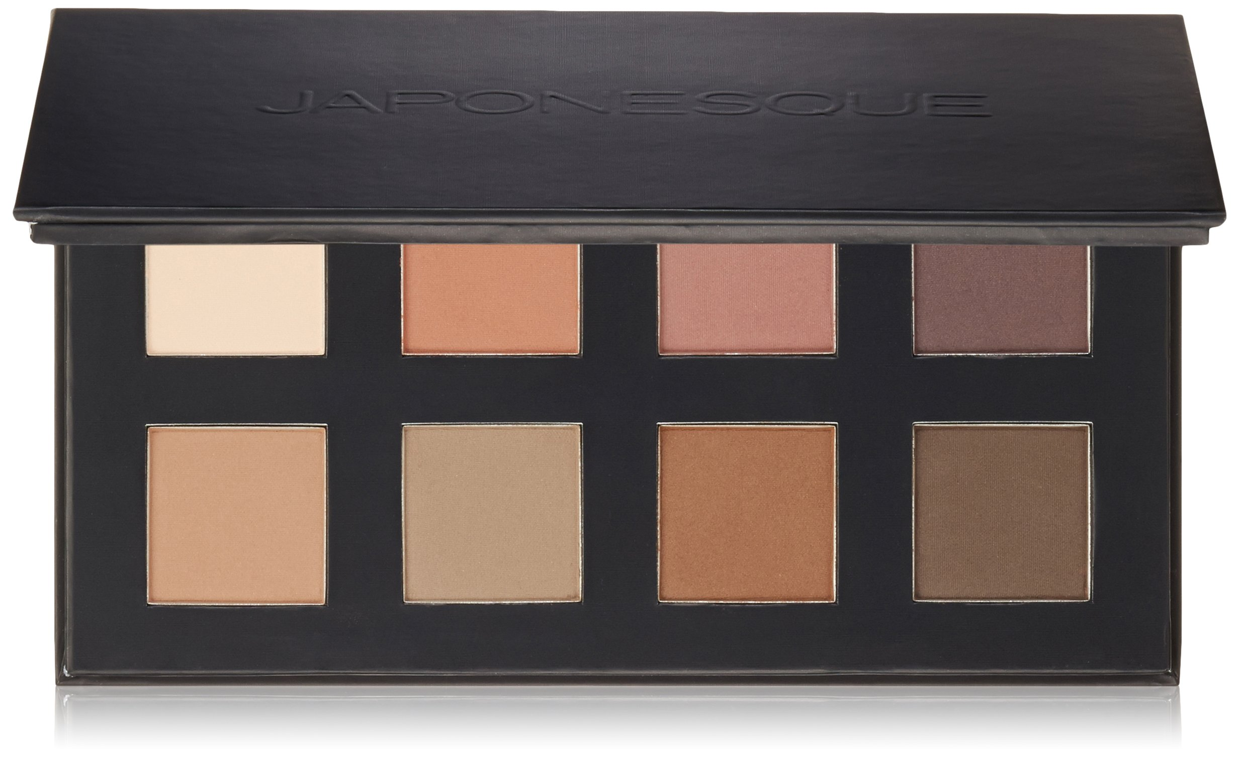 JAPONESQUE Velvet Touch Eye Shadow Palette