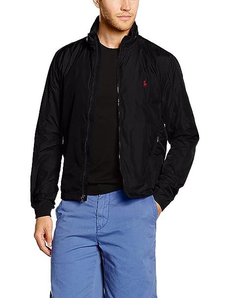 Polo Ralph Lauren Retford WB-Lined-Jacket, Chaqueta para Hombre, Negro (Polo Black) XXL: Amazon.es: Ropa y accesorios