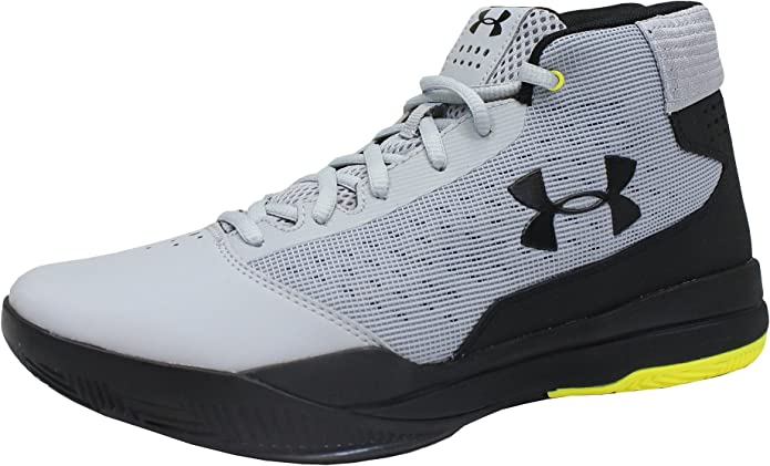 Ua Jet 2017 Basketball Shoes, 13.5