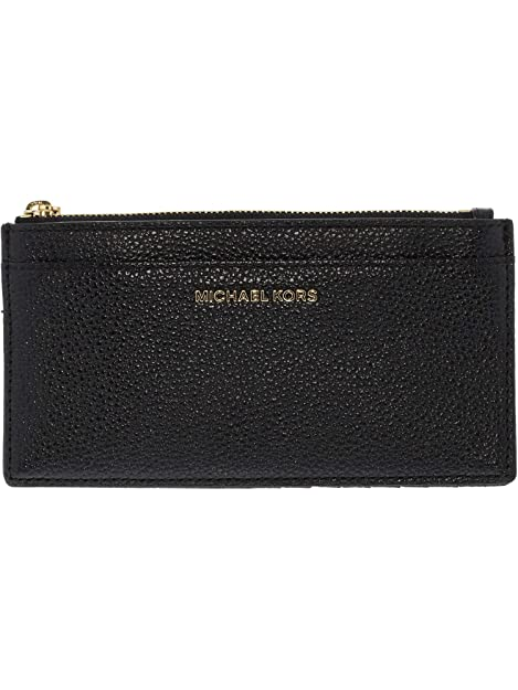 MICHAEL by Michael Kors Money Pieces Cartera Cuero Negro ...