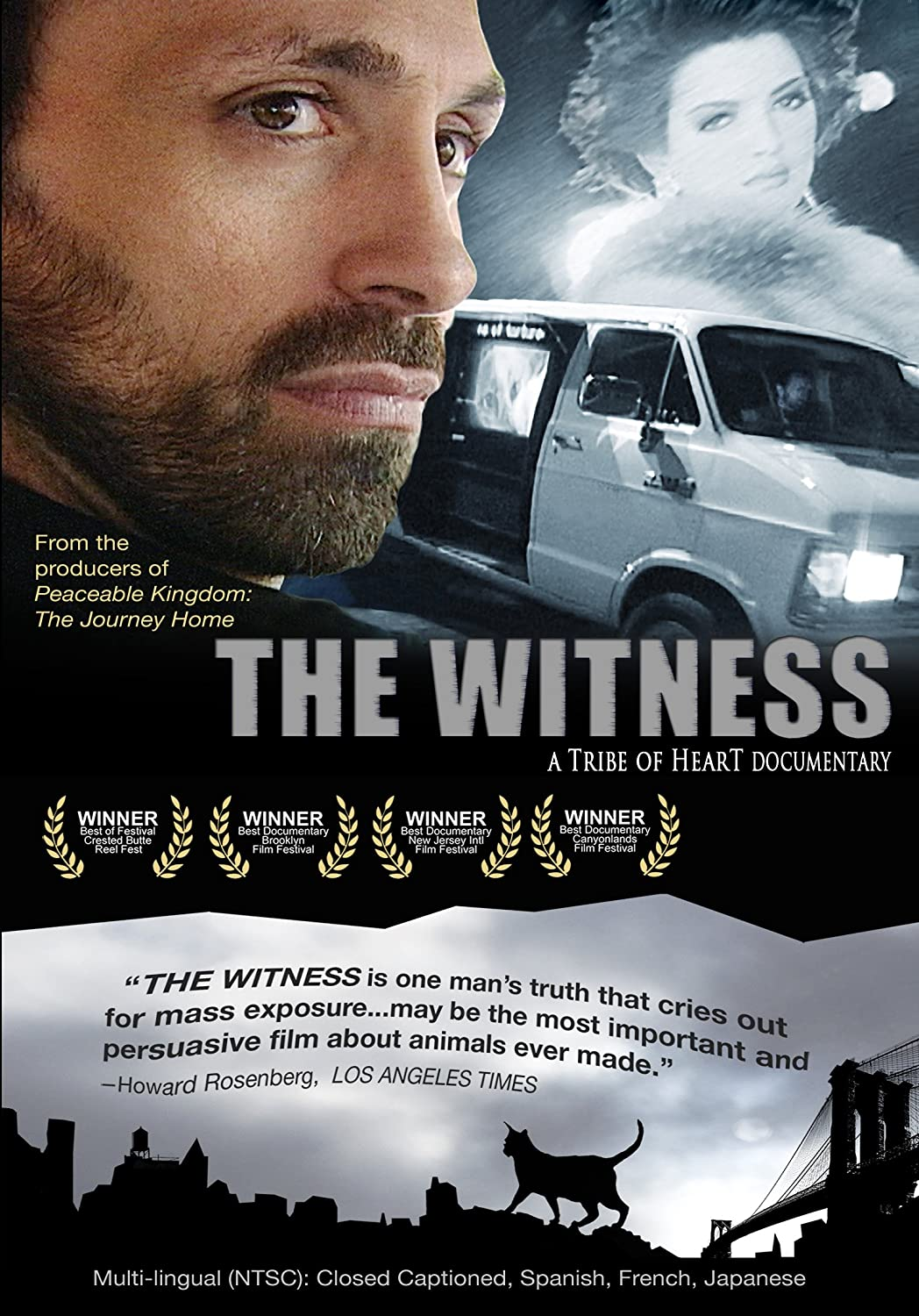 Amazon.com: The Witness: A Tribe of Heart Documentary: Jenny Stein, James LaVeck: Movies & TV
