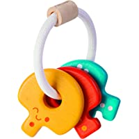 PlanToys - Baby Key Rattle