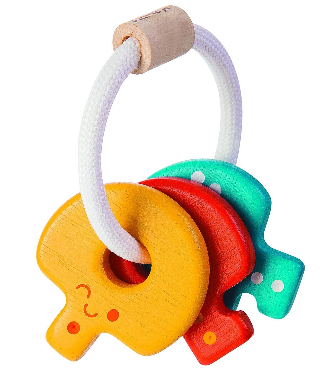 non-toxic baby toy rattle keys