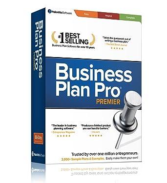 Entrepreneur business plan pro